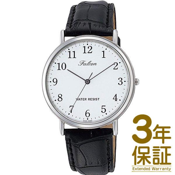 【メール便発送/代引き不可】【正規品】Q&Q キュー&キュー 腕時計 Q996-304 メンズ Falcon ファルコン クオーツ