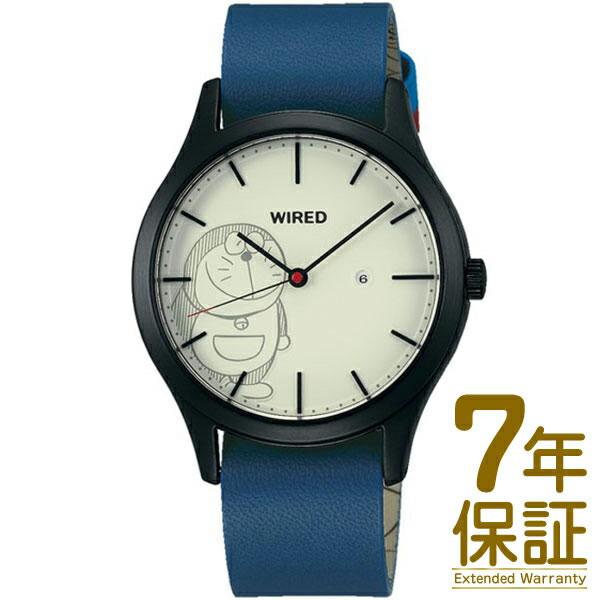 WIRED ワイアード 腕時計 AGAK710 メンズ ドラえもんデザイン限定モデル クオーツ