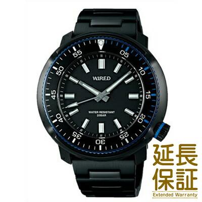 【予約受付中】【10/07~発送予定】WIRED ワイアード 腕時計 AGAJ406 メンズ クオーツ