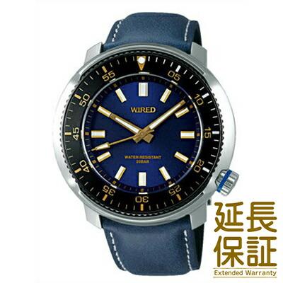 【予約受付中】【10/07~発送予定】WIRED ワイアード 腕時計 AGAJ407 メンズ クオーツ