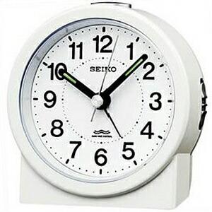 SEIKO セイコークロック KR325W 電波目覚まし時計 4517228031168