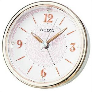SEIKO セイコー クロック KR897P 目覚まし時計 スタンダード