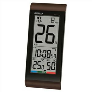 SEIKO セイコー クロック SQ431B 電波掛置兼用時計