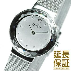 SKAGEN スカーゲン 腕時計 456SSS レディース スワロフスキー