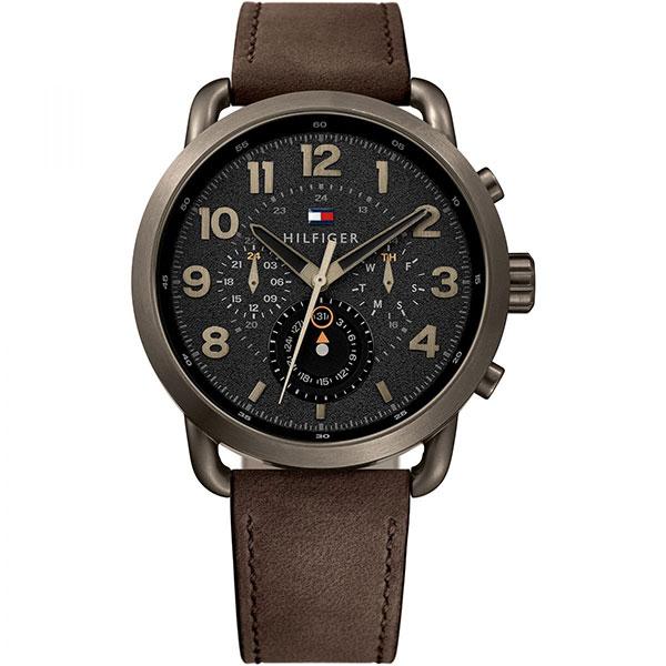 【並行輸入品】TOMMY HILFIGER トミーヒルフィガー 腕時計 1791425 メンズ クオーツ