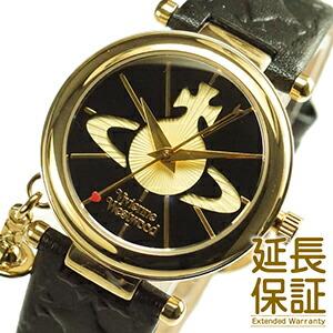 ヴィヴィアンウエストウッド 腕時計 Vivienne Westwood 時計 並行輸入品 VV006BKGD レディース Orb オーブ BLACK×GOLD ブラック×ゴールド