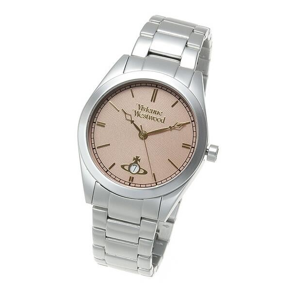 Vivienne Westwood ヴィヴィアンウエストウッド 腕時計 VV049RSSL ユニセックス St James セントジェームス クオーツ
