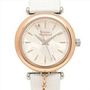 Vivienne Westwood ヴィヴィアンウエストウッド 腕時計 VV108RSWH レディース TRAFALGAR トラファルガー クオーツ