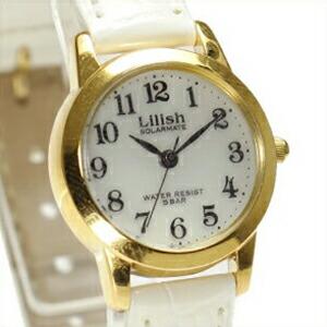 CITIZEN シチズン 腕時計 H049-114 レディース Lilish リリッシュ ソーラー