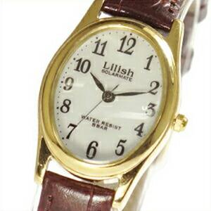 CITIZEN シチズン 腕時計 H053-104 レディース Lilish リリッシュ ソーラー