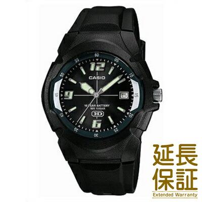 【3年延長保証】CASIO カシオ 腕時計 MW-600F-1AJF メンズ STANDARD スタンダードモデル