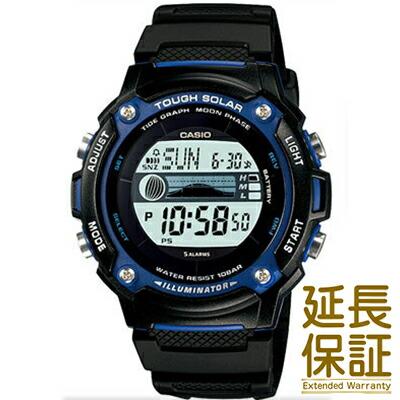 【3年延長保障】CASIO カシオ 腕時計 W-S210H-1AJF メンズ SPORTS GEAR スポーツギア ソーラー【ヤマダ電機】