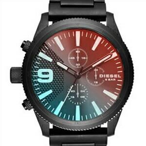 DIESEL ディーゼル 腕時計 DZ4447 メンズ Rasp ラスプ クオーツ