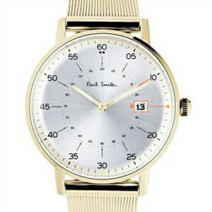 Paul Smith ポールスミス 腕時計 P10130 メンズ Gauge ゲージ