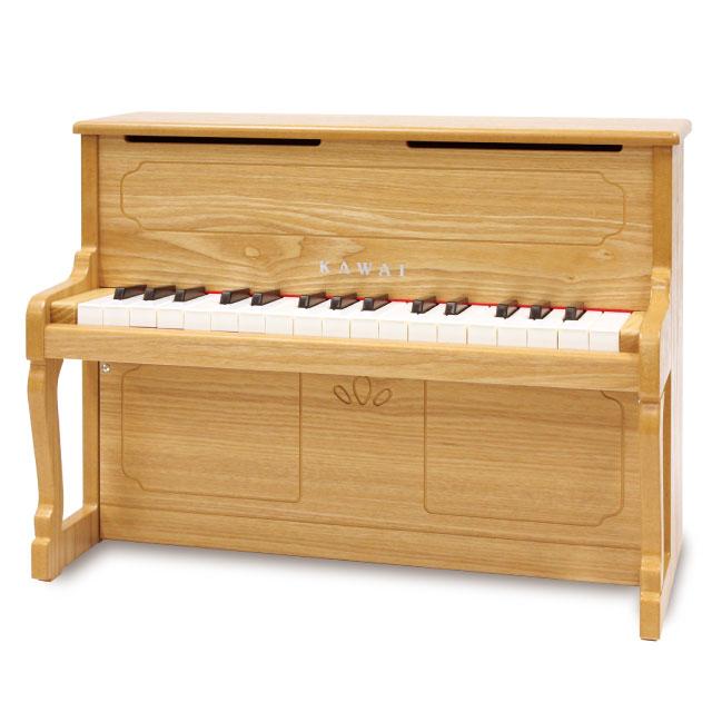 カワイ アップライトピアノ(ナチュラル)