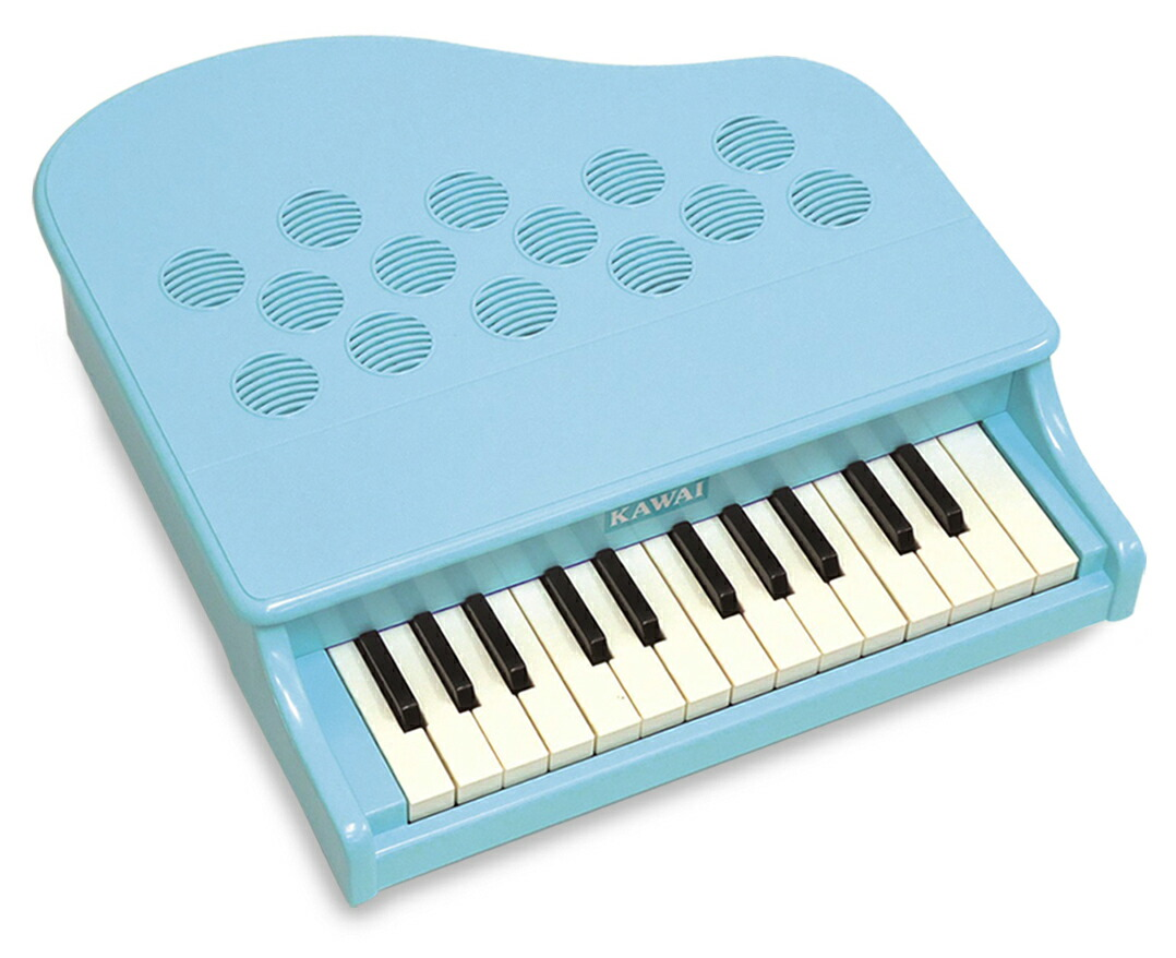 【送料無料】カワイ ミニピアノ P-25(ポピーレッド)【知育玩具】【おもちゃ】【知育教材】【ピアノ】【子供用】【キッズ】
