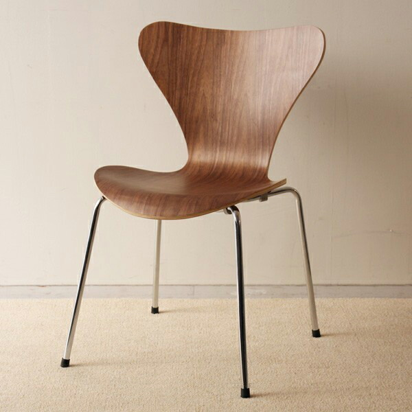 chaoscollection rakuten global market jacobsen seven chair walnut