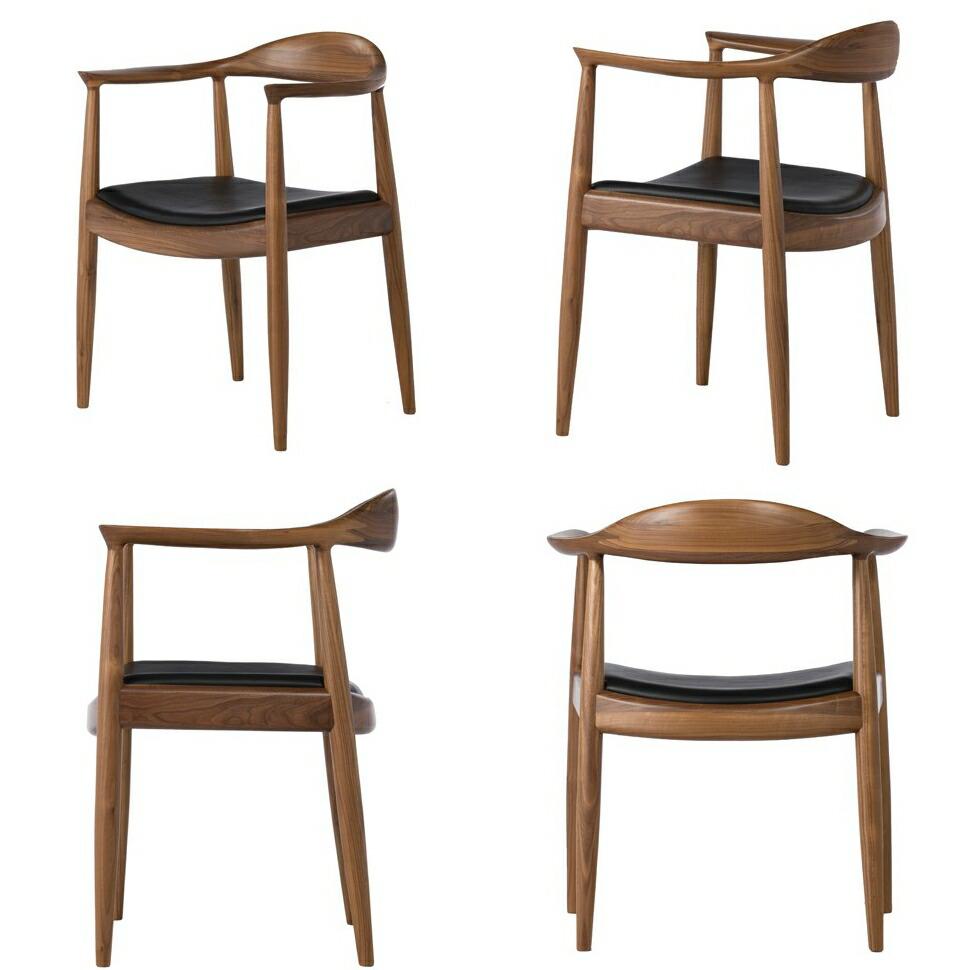 chaoscollection hans j wegner the chair walnut walnut high quality version hans wegner the. Black Bedroom Furniture Sets. Home Design Ideas