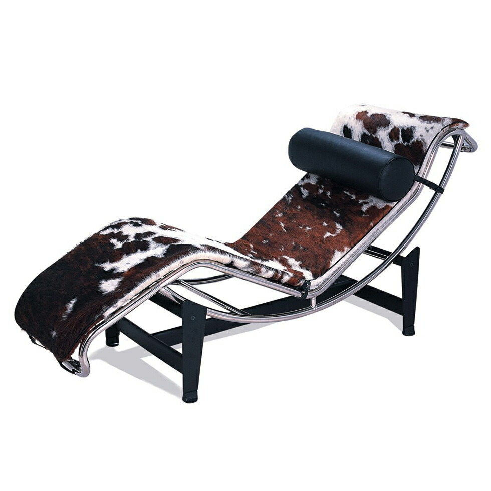 Chaoscollection rakuten global market lc4 shays for Chaise longue le corbusier pony
