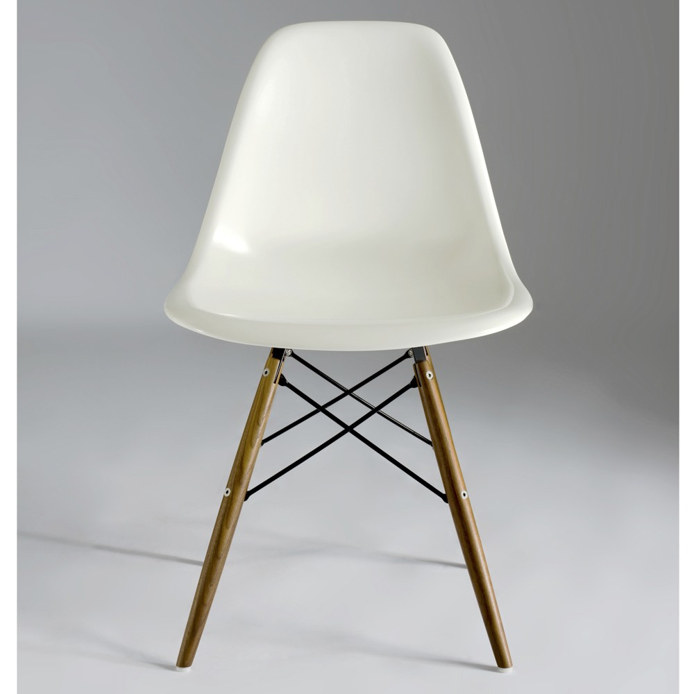 Great It Comes First To Mind Speaking Of Eames Shell Of This Chair Is