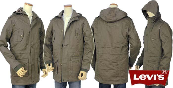 cheap-tock | Rakuten Global Market: Levi's re - vise hooded ...