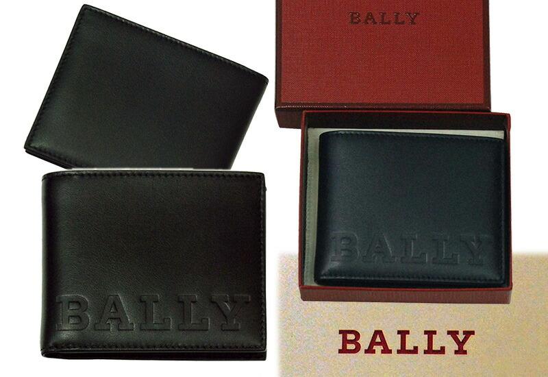 size 40 9cb53 dd862 BALLY バーバリー バリー BEVYE 2つ折財布 BOLD,二つ折り財布 ...