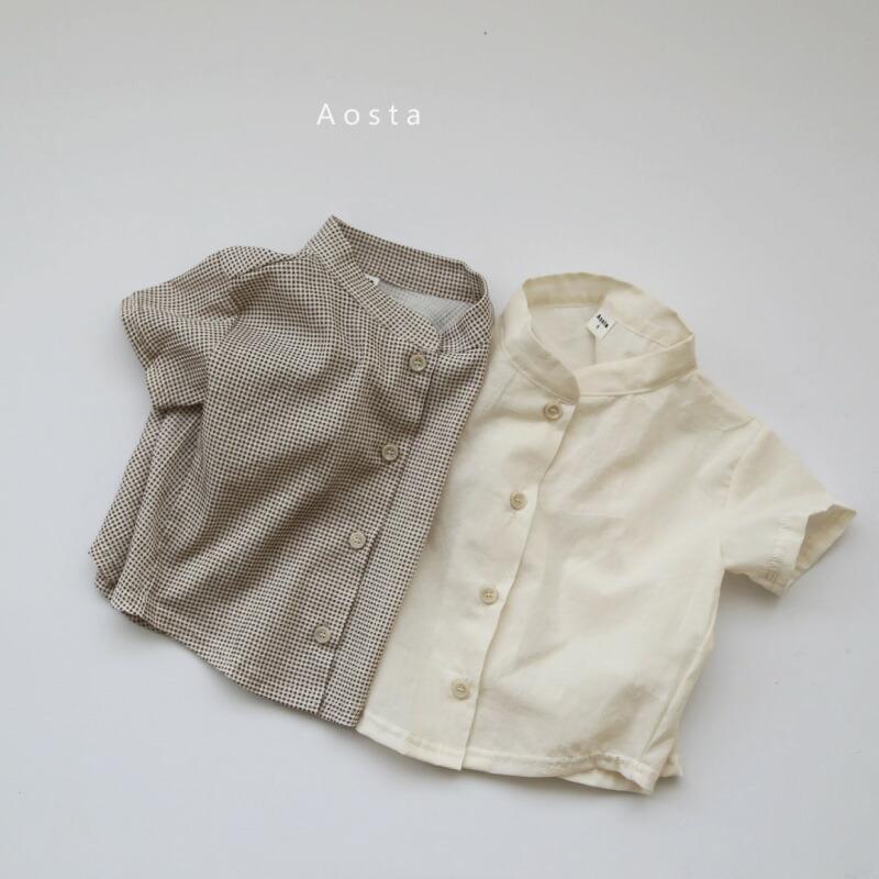 half garson shirt