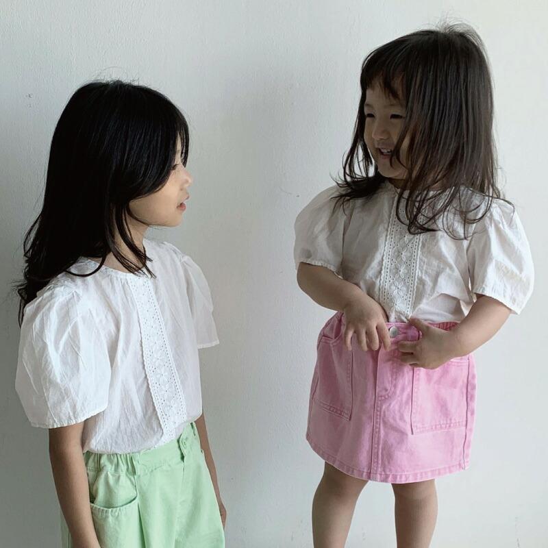 lace brouse kids