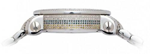 【送料無料】JoeRodeoジョーロデオダイヤモンド17.25カラットJuniorJJU42クラッシュダイヤモンドフェイスジュエリーウォッチメンズ腕時計ギフトJOERODEO