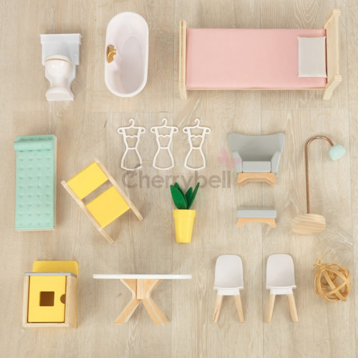 7abac1126768 ○Imagination big in KidKraft Zoey Dollhouse Zoe doll s house equipped with  Ez Kraft Assembly™ which this is high quality in the kid craft and can  easily ...