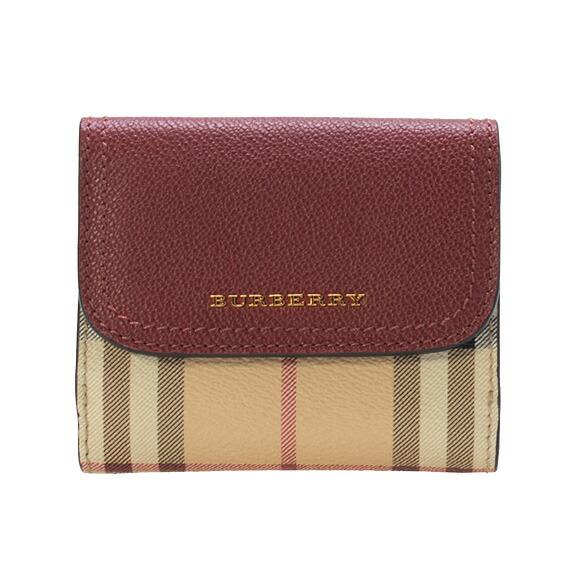 burberry ミニ 財布