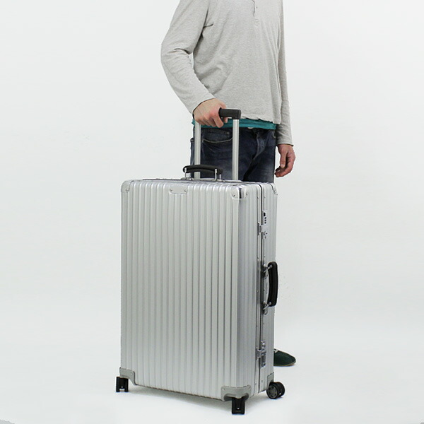 b64b80aaa ChelseaGardensUK: Rimowa CLASSIC FLIGHT suitcase (large size 78 L) 4 ...