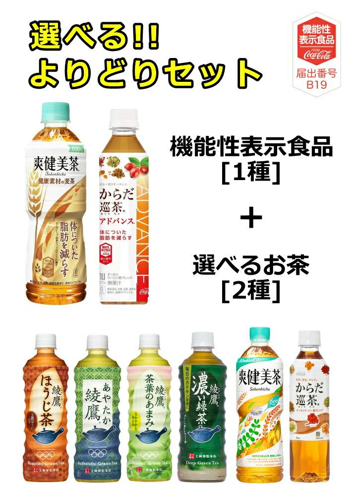 お茶 ペットボトル 500ml 送料無料 48本