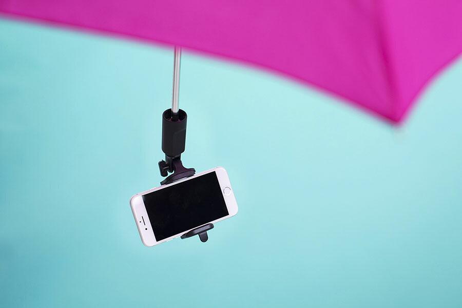 Waterfront撮れる傘instabrellaTRIB-3F50-UH