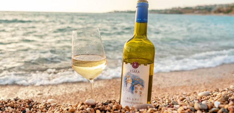 レバノン・ワインとお酒