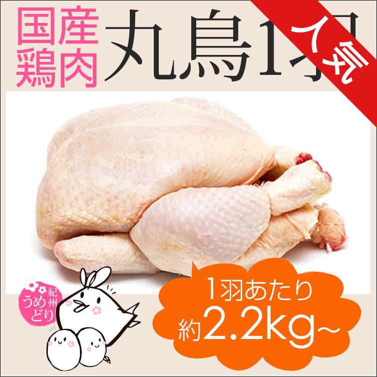 紀州うめどり丸鶏