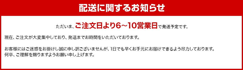 配送遅延6-10
