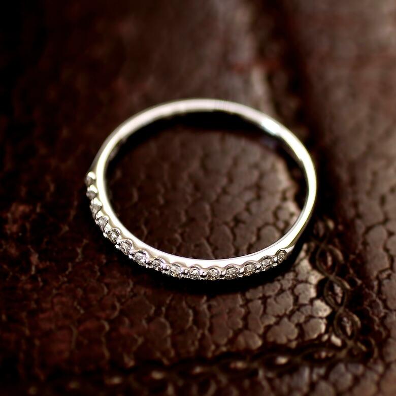 ダイヤモンド リング 指輪 k18