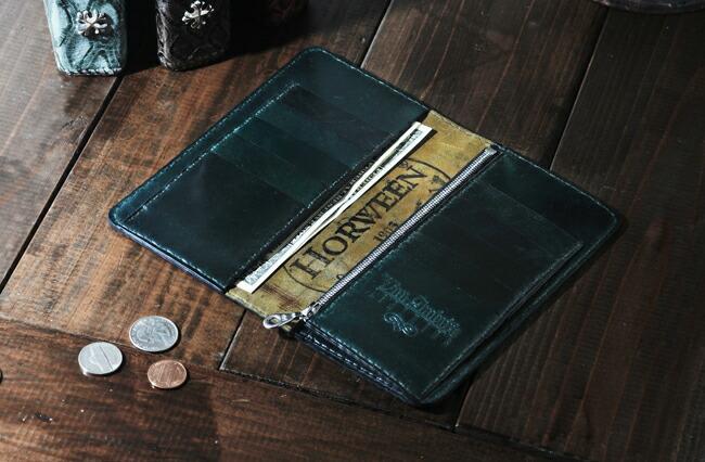 VAN AMBURG LEATHERS ヴァンアンバーグレザーズ Wallet ウォレット 財布