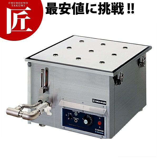 ニチワ 電気蒸し器 NESA-459-3【業務用プロ道具 厨房の匠】