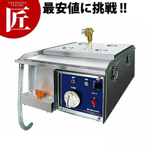 ニチワ 電気蒸し器 NESA-354【業務用プロ道具 厨房の匠】