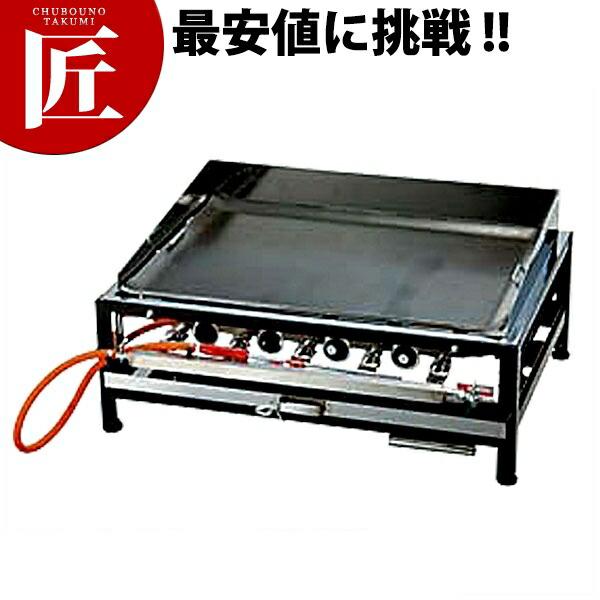 お好み焼ガス台 EGY-6型  12・13A【業務用プロ道具 厨房の匠】