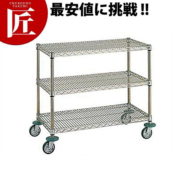 スーパーエレクター・カート ミニカート NMCB【業務用プロ道具 厨房の匠】