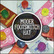 Mooer Footswitch Hat