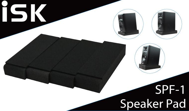 iSK SPF-1 Speaker Pad スピーカーパッド
