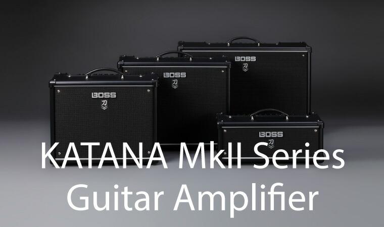 BOSS KATANA-50 MkII ギターアンプ