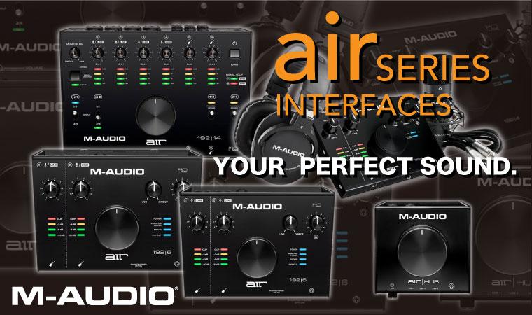 M-AUDIO AIR シリーズ各種