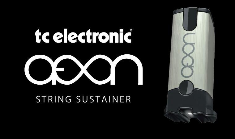 tc electronic AEON ハンドヘルドインフィニティサステイナー