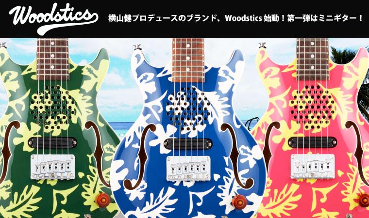 Woodstics Guitars WS-MINI