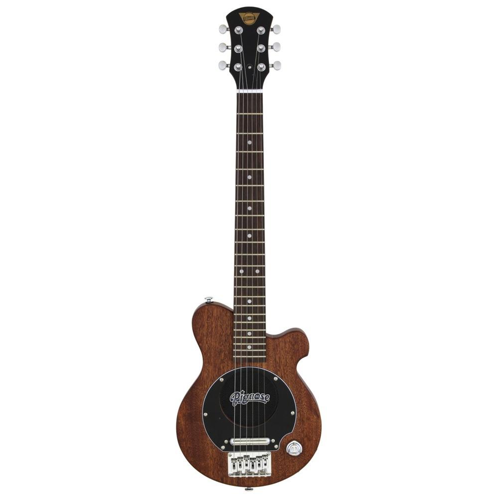 Pignose PGG-200MH ヘッドホン付 アンプ内蔵エレキギター